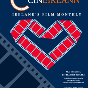 Cin É February Cover