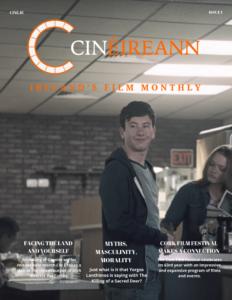 Cin É November Cover